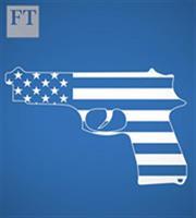 Ο έρωτας των αμερικανών με τα όπλα