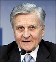 Trichet: Η κρίση μπορεί να αποδειχτεί επιταχυντής της ευρωπαϊκής οικονομίας