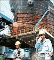 Μία μη δεσμευτική προσφορά για τα ναυπηγεία Ελευσίνας