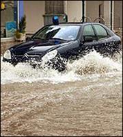 Ιανός: Σε ποιες περιοχές έπεσε περισσότερη βροχή