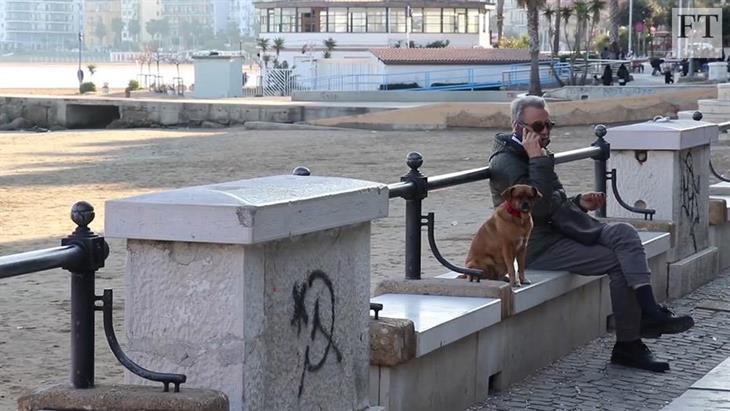 Ο εγκαταλειμμένος ιταλικός Νότος οδεύει προς τις κάλπες