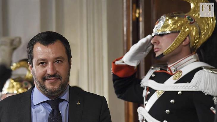 Πώς η Ιταλία μπορεί να φέρει την… καταστροφή