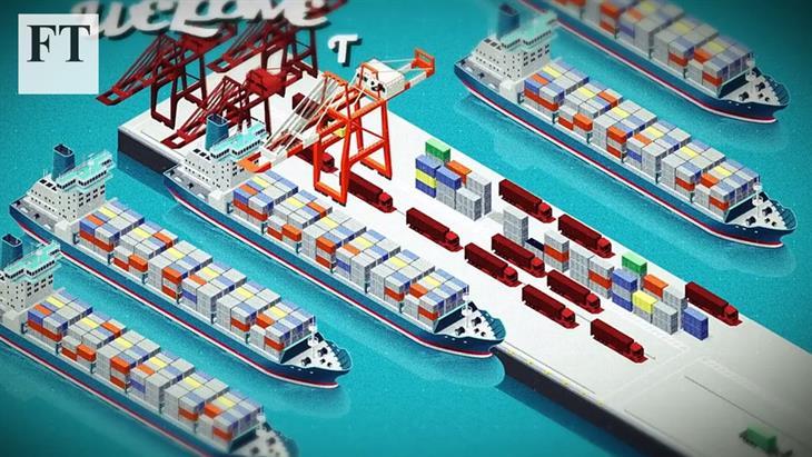 Πώς φράκαραν τα μεγαλύτερα λιμάνια στον κόσμο