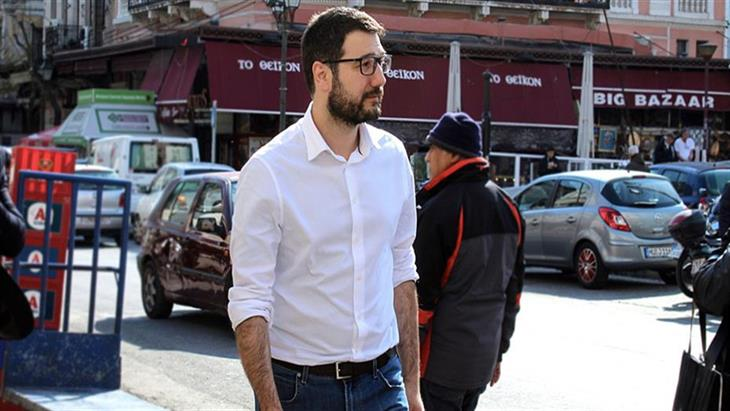 Νάσος Ηλιόπουλος: Πλούσιος δήμος, με φτωχή διαχείριση, η Αθήνα